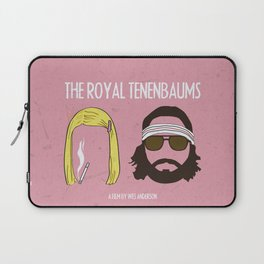 The Royal Tenenbaums Laptop Sleeve