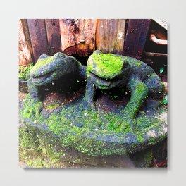 The Frog Princes Metal Print