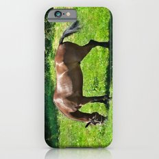 A Grazing Horse Slim Case iPhone 6s