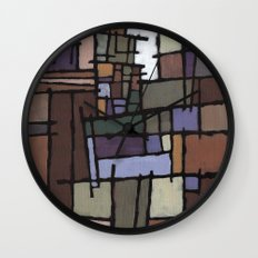In the Zone Wall Clock