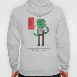 Four Eyed Clover Hoody