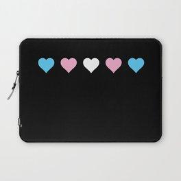 Transgender Heart 2 Laptop Sleeve