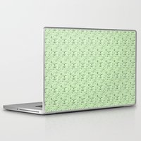 anchors Laptop & iPad Skins featuring Anchors by Meredith Jensen