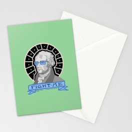 "ALEXANDER ""FIGHT ME"" HAMILTON Stationery Cards"