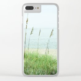 Blissful Clear iPhone Case