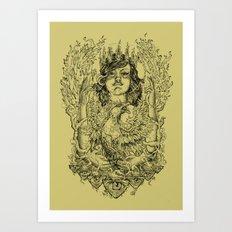 Revelation Art Print