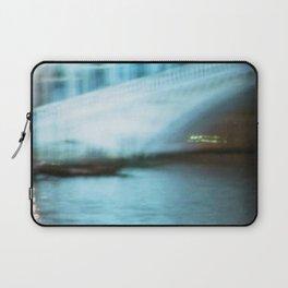 City Lights: Venice – Canal Grande – Ponte di Rialto # 201 Laptop Sleeve