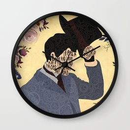 Will Herondale - Clockwork Angel Wall Clock