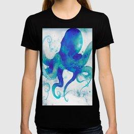 Octopus Watercolor T-shirt
