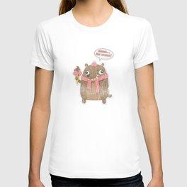 Icecream Bear T-shirt