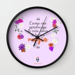 Frida Wall Clock