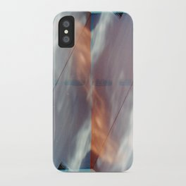 Mk (35mm multi exposure) iPhone Case