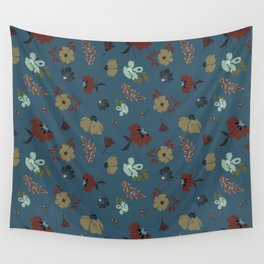 Floral Pattern 111-21CW6 Wall Tapestry