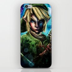 Legend of Zelda Link the Epic Hylian iPhone & iPod Skin