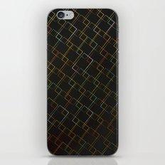 Square Traffic  iPhone & iPod Skin