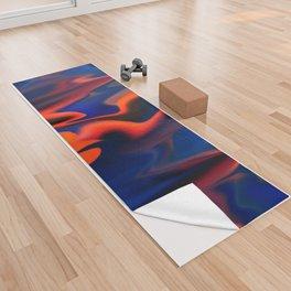 Fire Camp Yoga Towel