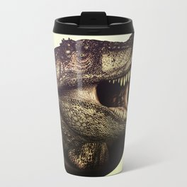 Tyrannosaurus Rex Metal Travel Mug