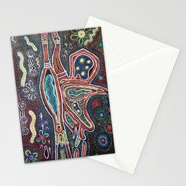 DANCING BROLGAS Stationery Cards