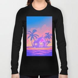 80s Kame House Long Sleeve T-shirt