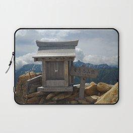 Mountain Shrine Laptop Sleeve