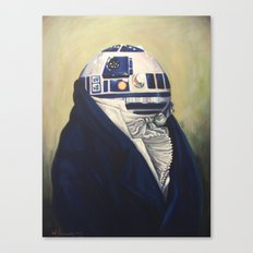 R2-Duke2 Canvas Print