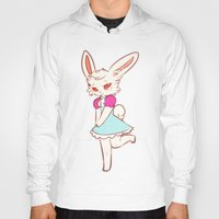 ruby Hoodies featuring Ruby by Chez_Art