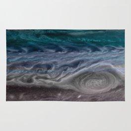 Jupiter Storm Ocean Elements Rug