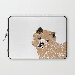 Cairn Terrier Dog Laptop Sleeve