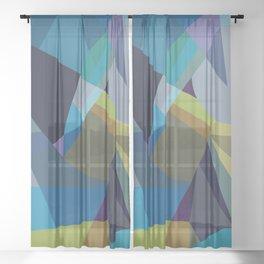 Jana The Angel Sheer Curtain