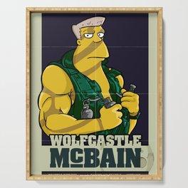 McBain Serving Tray