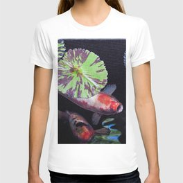Under The Lily Pad T-shirt
