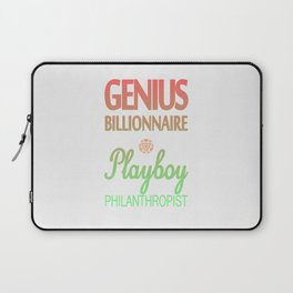 GENIUS TONY Laptop Sleeve