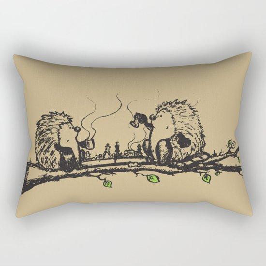 Checkmate! Rectangular Pillow