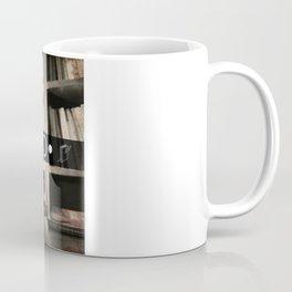 Miles to go - typewriter Coffee Mug