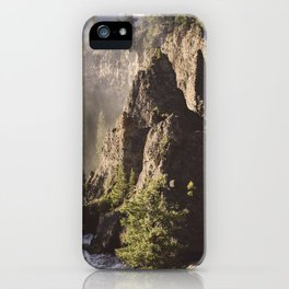 Bend in the Canyon iPhone Case