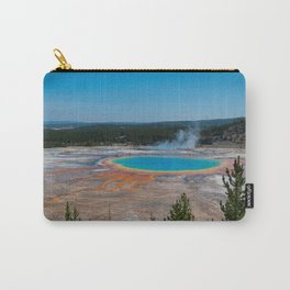 Grand Prismatic Spring, Yellowstone Carry-All Pouch