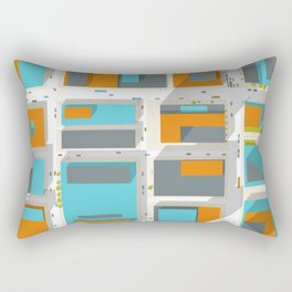 Ground #06 Rectangular Pillow