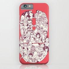 Adulthood Mash-Up iPhone 6s Slim Case