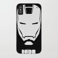 IRON MONOCHROME Slim Case iPhone X