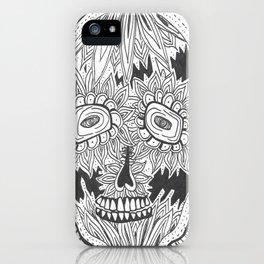 dia de los meurtos iPhone Case