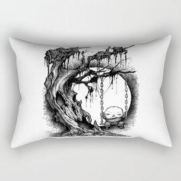Tree Swing Rectangular Pillow