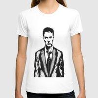 tyler durden T-shirts featuring Tyler Durden by Shahbab