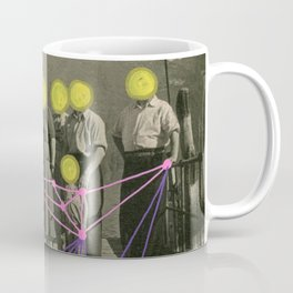 Get Right To The Point Coffee Mug