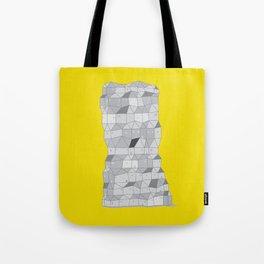 Neighborhood Print Tote Bag