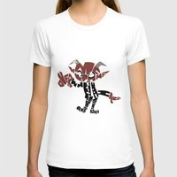 soul eater T-shirts featuring little demon soul eater by Rebecca McGoran