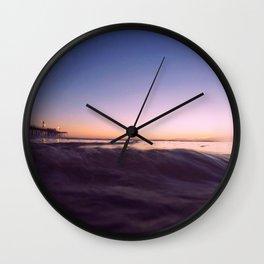 Ocean Sunset #2 Wall Clock