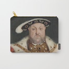 Hans Holbein  Henry VIII Carry-All Pouch