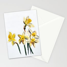 Narcissi Stationery Cards