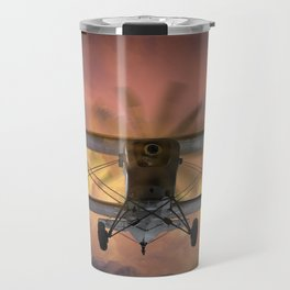 Loud Planes Fly Low Travel Mug