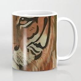 """ Tiger "" Coffee Mug"